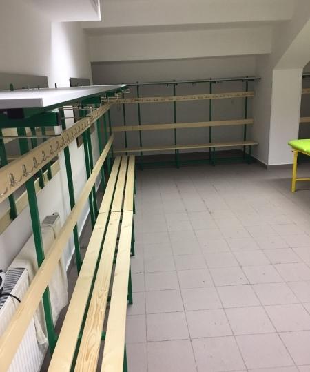 ff6d41ae98 Šatne štadiónu futbalového klubu MŠK Žilina. Termín realizácie  november  2016